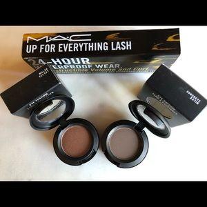 MAC | 2 Eyeshadow + Mascara Bundle